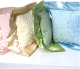 Minky Dot Baby Pillow