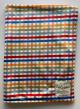 Minky Plaid Stripe Baby Receiving Blanket