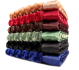 Luxe Rose Baby Blankets Fall Colors